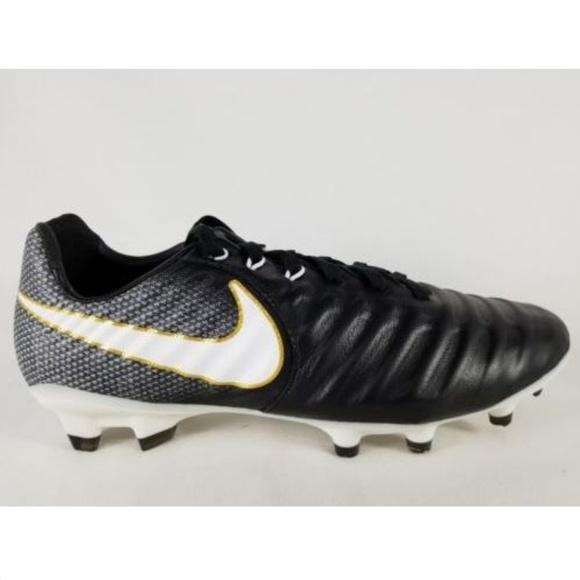 Nike Tiempo Legacy III FG Soccer Cleats M 6 W 7.5 9bce0c38fe